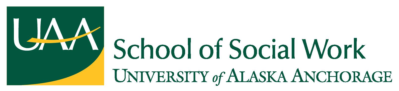 UAA School of Social Work logo